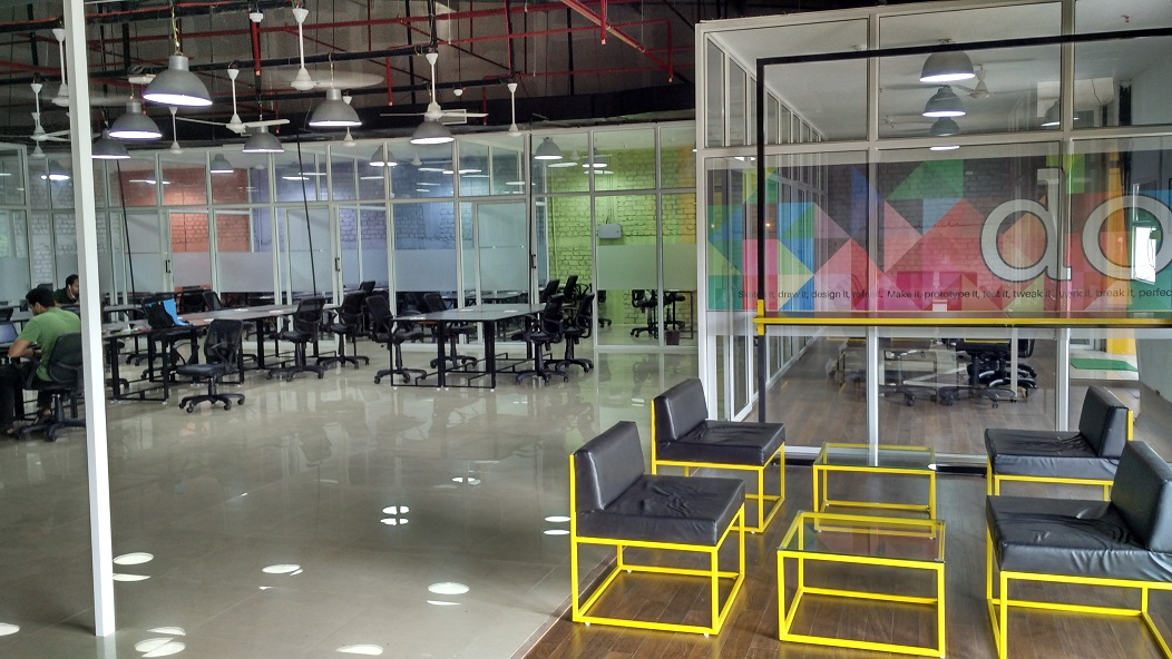 91springboard - coworking spaces in new delhi