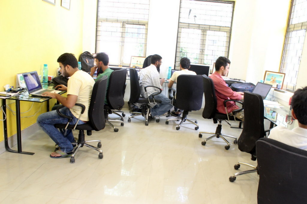 coworkin - coworking spaces in new delhi