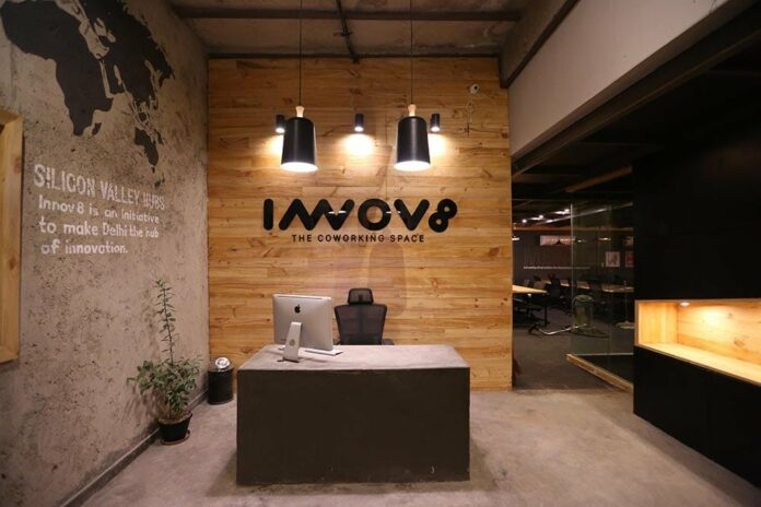 innov8 - coworking spaces in new delhi