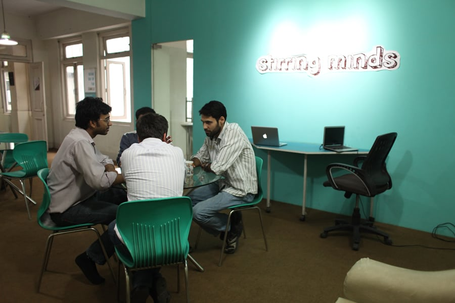 stirring minds - coworking spaces in new delhi